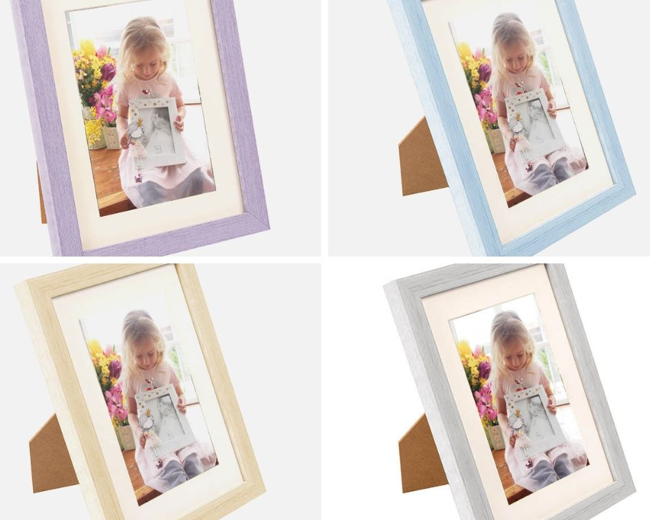 Novinky Goldbuch - Barevné fotorámečky na stěnu i na poličku