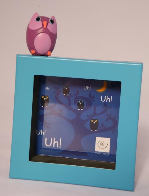 Fotorámeček BLUE OWL - M724