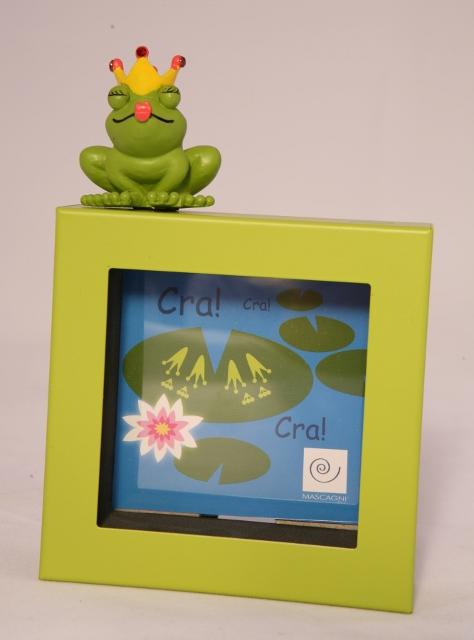 Fotorámeček GREEN FROG - M724