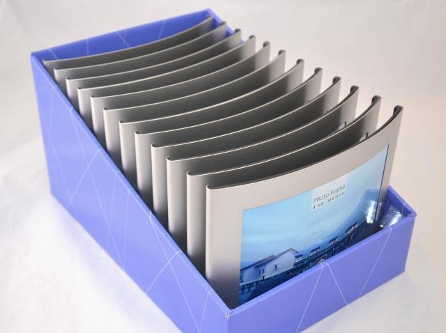 Fotorámeček SILVER BOX - 12kusů /10x15cm - BOX 92003S