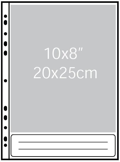 Náhradné listy 20x25cm do Fotoalbumu ULTIMATE - 1