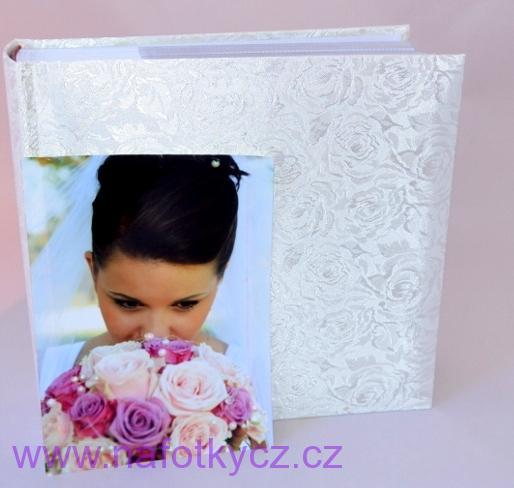 Fotoalbum svadobný ELEGANCE 200 - 1