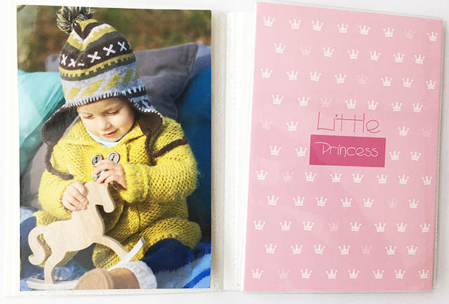 Fotoalbum LITTLE PRINCESS MIX 32/10x15