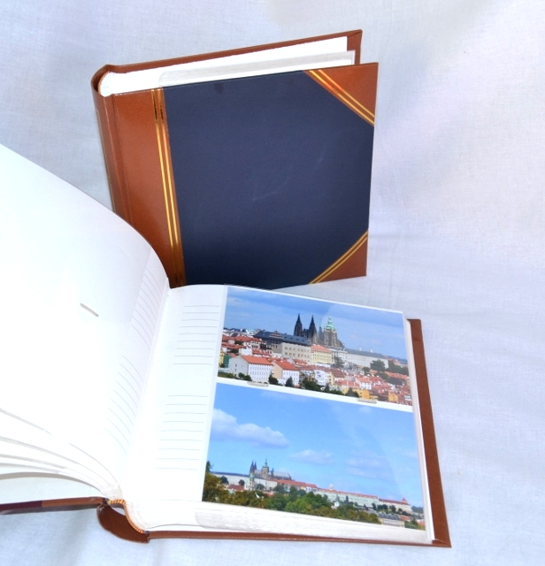 Fotoalbum DUO LEATHERETTE - 200 - 2