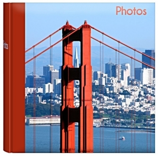 Fotoalbum ICONIC CITIES GOLDEN GATE BRIDGE 200