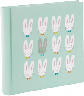Fotoalbum CUTE BUNNIES GREEN