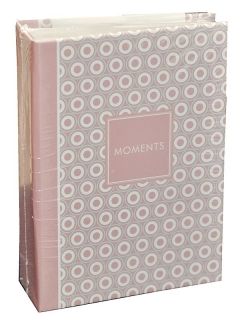 Fotoalbum PURE MOMENTS PINK 100/10x15