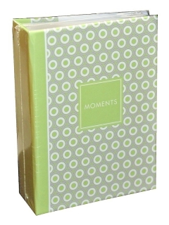 Fotoalbum PURE MOMENTS GREEN 100/10x15