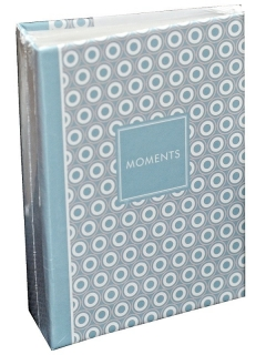 Fotoalbum PURE MOMENTS BLUE 100/10x15